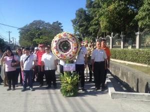 Yearly Commemoration of Felix Galura's Birth Anniversary