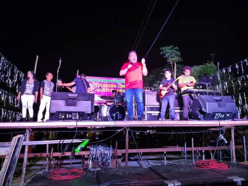 Bacolor La Naval Amateur Singing Contest and Variety Show - November 13, 2019
