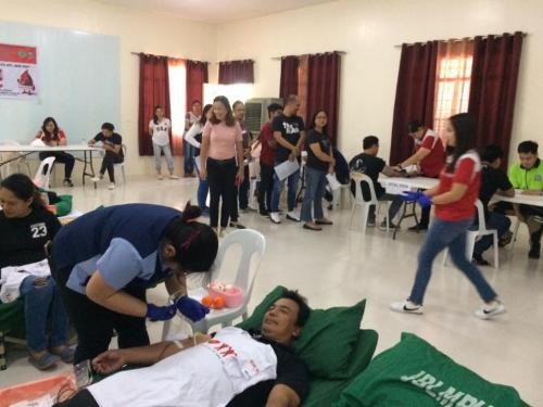Blood Letting Activity - June 7, 2019