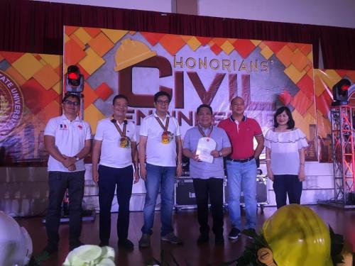 Civil Engineer Alumni at DHVSU - December 21, 2019