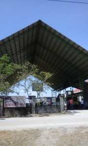 Roofing of Duat Covered Court